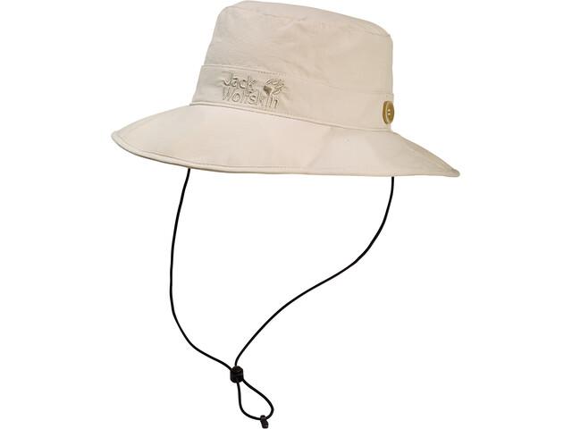 Jack Wolfskin Supplex Mesh Hat light sand